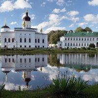 Спасс-Елизаровский  монастырь :: Владимир Филимонов