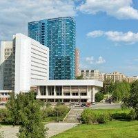 Город Новосибирск :: Дмитрий Конев