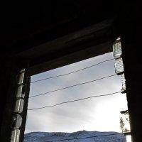 Поход на г.Обрыв. Окно. :: Сергей Карцев