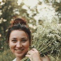 Полевые цветы :: Tatyana Anikina