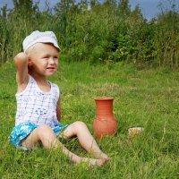 Хорошо в деревне летом!!!! :: Елена Кознова