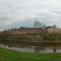 Панорама Старого Смоленска. :: Aleksandr Ivanov67 Иванов