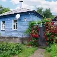 Дом в котором я живу... :: Михаил Болдырев