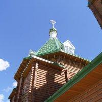 Храм Святых Царственных Мучеников :: Виталий Комаров