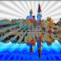 Видение храма Петра и Павла в Сестрорецке после употребления коктейля Слезы   Комсомолки :: Андрей Зайцев