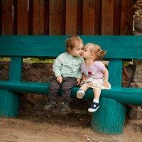 первый поцелуй :: Инга Твердова (Вашкунайте)