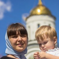 После крещения :: Николай