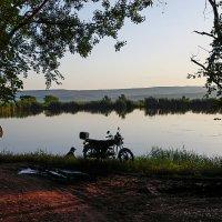 На рыбалке :: Бронислав Богачевский