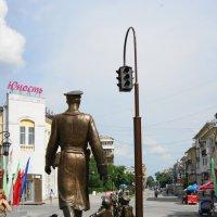 Памятник дяде Стёпе в Самаре :: nika555nika Ирина