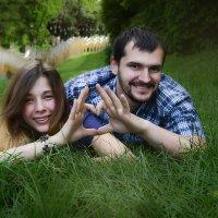 Ника и Сергей :: Тоня Торопчина