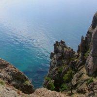Море и горы :: Вера Щукина
