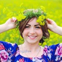 Весеннее настроение :: Yana Odintsova