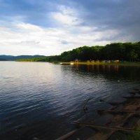 На озере. :: Татьяна ❁