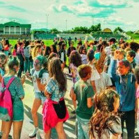 праздник красок :: Sofya Nikitina