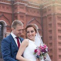 Свадьба в Туле. :: Маргарита Комаровская