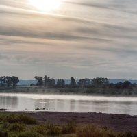 утро на реке Томь :: Александр Решетников