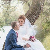 Ванильный стиль обработки свадебной фотографии :: Маргарита Комаровская