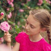 Аромат роз :: Юлия Роденко