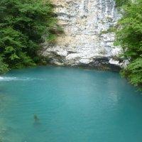 Голубое озеро (Абхазия) :: Наиля