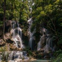 водопад Куанг Си :: Андрей Роговой