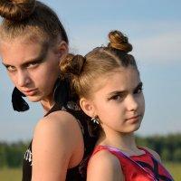Сёстры :: Александр (Алчи) Шерстнёв