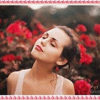 Запах роз вызывает умиротворение :: Лидия (naum.lidiya)