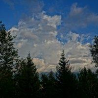 небо над Риддером :: Alexandr Staroverov