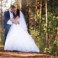 Свадебная обработка фото :: Анна Т