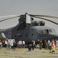 день открытых дверей российской армии :: вадим
