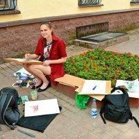 Не отвлекай! :: Vladimir Semenchukov