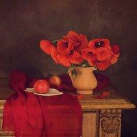 Яблоки и маки :: Надежда