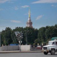 Крестовоздвиженская церковь на Лиговке. :: Фотогруппа Весна.