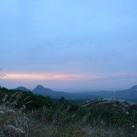 вид с горы Бештау :: татьяна вашурина