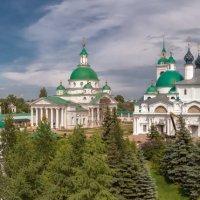 Спасо-Яковлевский мужской монастырь. Он основан в 1389 году :: Alexsei Melnikov