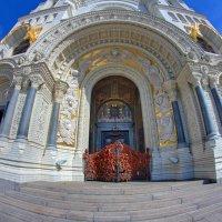 Узоры Никольского Морского собора :: Константин