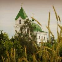 Храм в пригороде Гомеля :: Александр Прокудин