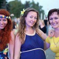 три сестры в наши дни :: Олег Лукьянов