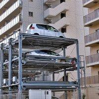 Ярусные гаражи в Осака :: Swetlana V