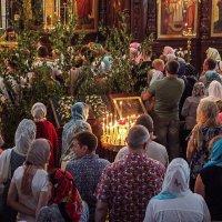 Храм Покрова Пресвятой Богородицы село Тарасовка.День святой Троицы.. :: ALISA LISA