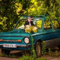Рома и мерс :: Янина Гришкова