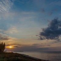 Вечерний залив 2 :: Виталий
