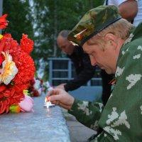 Преклонение перед погибшими в Великой Отечественной войне. :: Марина Никулина