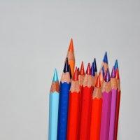 Цветные карандаши :: Мария Шибко