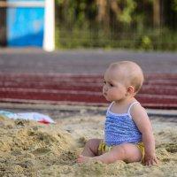 малыш :: Анастасия Иноземцева