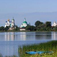 Спасо-Яковлевский монастырь :: Александр Лукин