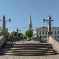Красногвардейский мост :: Valeriy Piterskiy