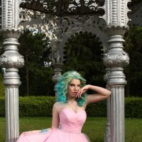 rose princess :: Sandra Snow