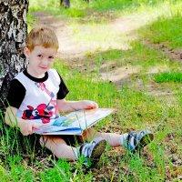 Любимая книжка :: Елена Фалилеева-Диомидова