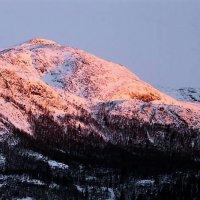 HEMSEDAL Норвегия. Солнце просыпается. :: Наталья Казакевич