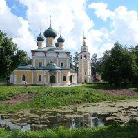 Углич, Кремль :: Оксана